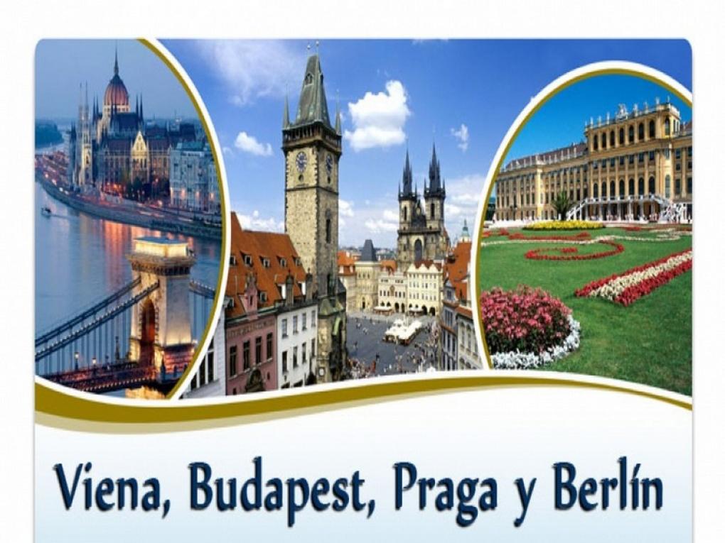BUDAPESTA-VIENA-PRAGA