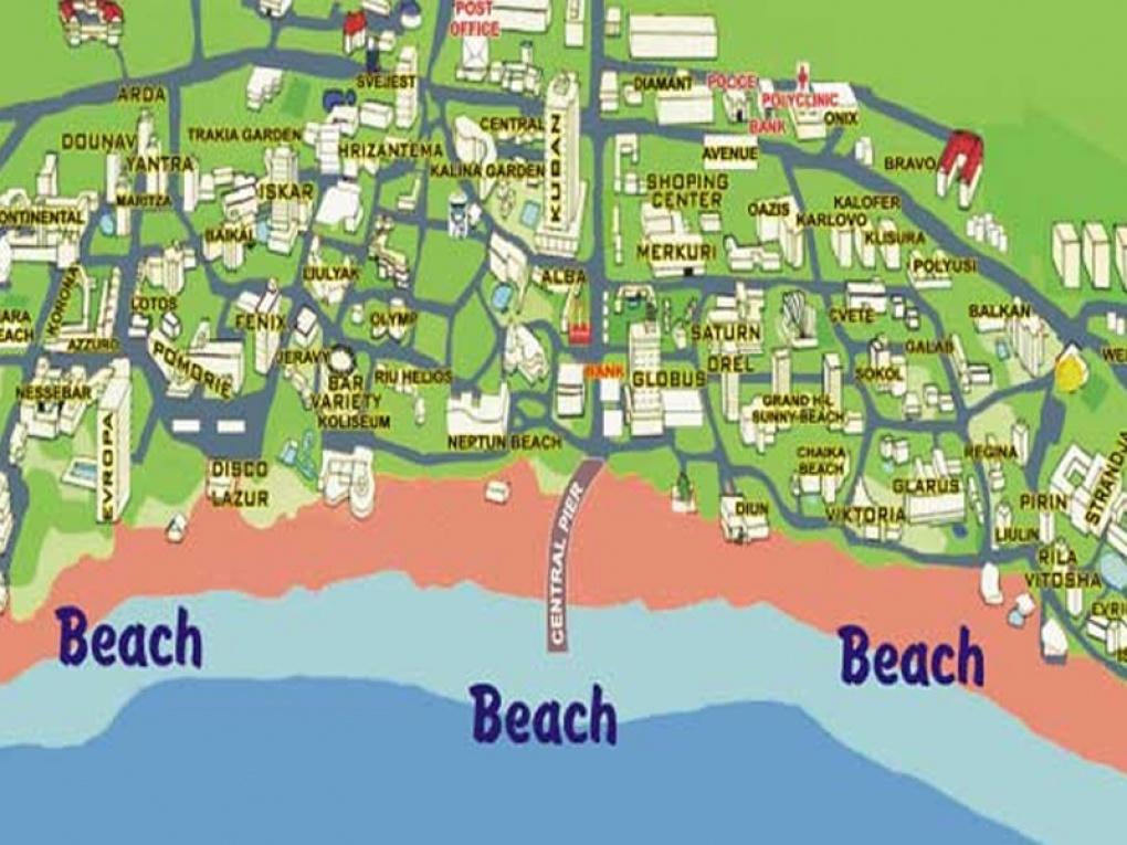 Sunny Beach EB