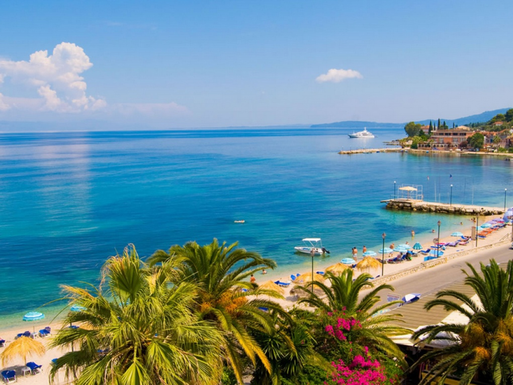 Corfu - early booking