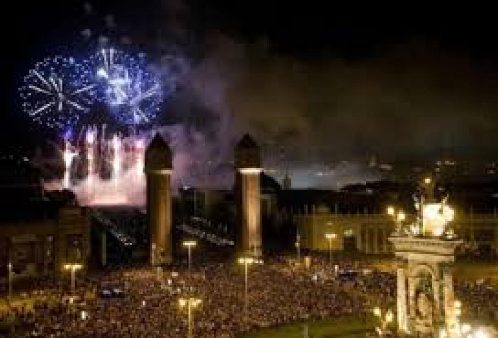 REVELION 2017 BARCELONA