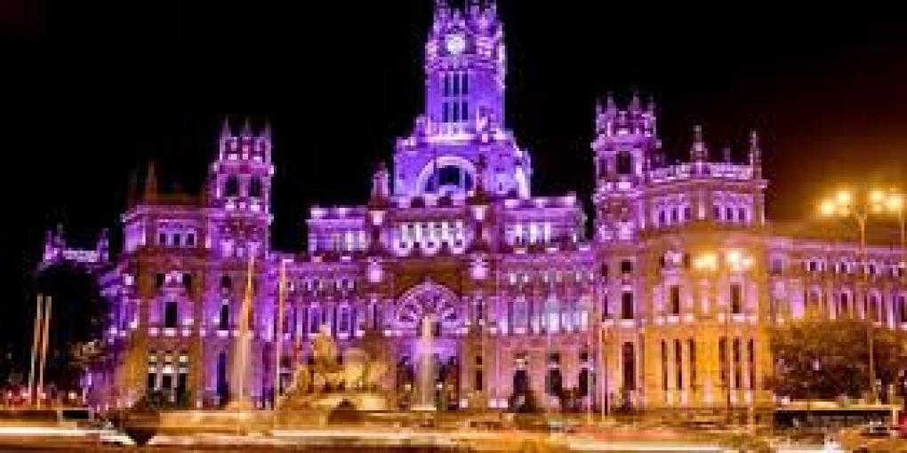 REVELION 2017 MADRID