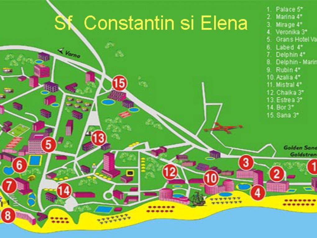 St Constantin si Elena