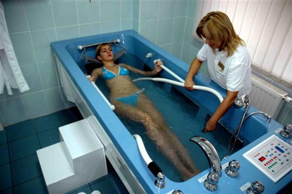 Oferte balneo - tratament