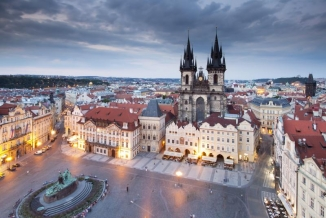 PRAGA-Castelul Konopiste-KARLOVY VARY ...