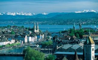 Elvetia (Zurich, Geneva, Berna, Lausanne, ...