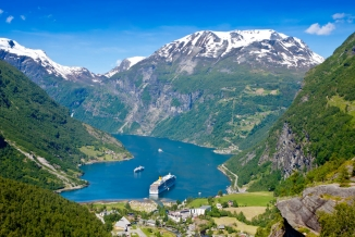 Fiordurile (NORVEGIA) - SUEDIA - ...