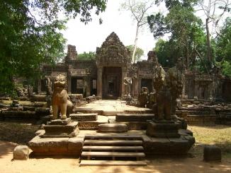 THAILANDA-Angkor wat & Thom