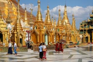 Myanmar-Thailanda de nord-Indochina ...