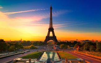 PARIS Oceanul ATLANTIC (flux si reflux, Mont ...