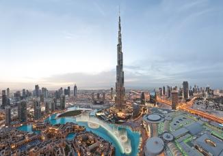 DUBAI, 9 ZILE