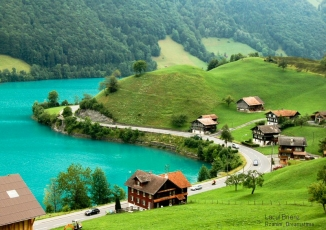 Toata Elvetia (Zurich, Geneva, Lausanne, ...