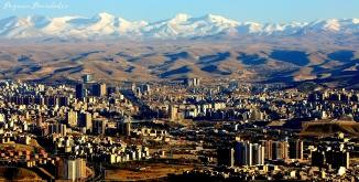 IRAN (Tabriz, Teheran, Esfahan, ...