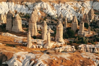 CAPPADOCIA    8  zile  ISTANBUL - ANKARA ...